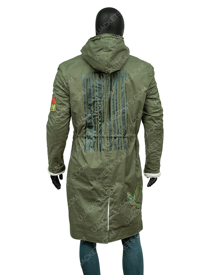 Pretty Green The Beatles White Album Mod Parka