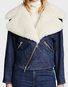 Pretty-Little-Liars-The-Perfectionists-Ava-Jalali-Blue-Jacket