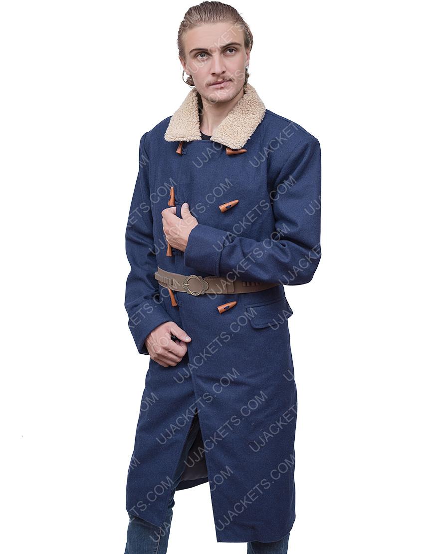 Red Dead Redemption 2 Arthur Morgan Blue Coat