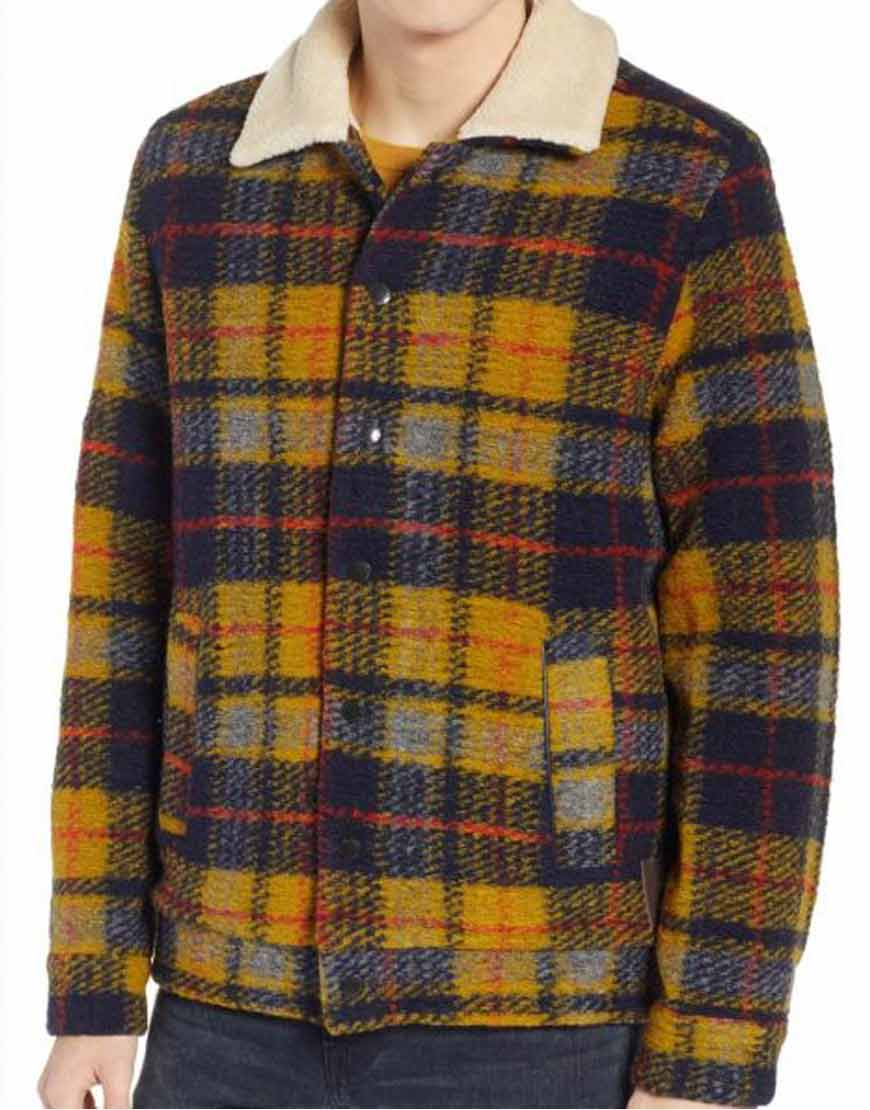 Riverdale-Season4-Jughead-Jones-Plaid-Jacket