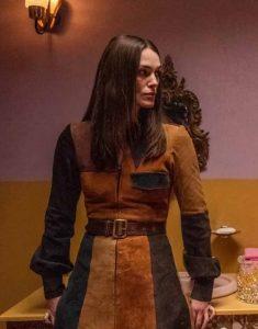 Sally-Alexander-Misbehaviour-Keira-Knightley-Brown-Suede-Leather-Coat