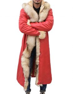 Santa-Claus-The-Christmas-Chronicles-Kurt-Russell-Shearling-Trench-Coat