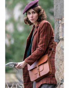 Sarah-Megan-Thomas-A-Call-to-Spy-Virginia-Hall-Brown-Trench-Coat