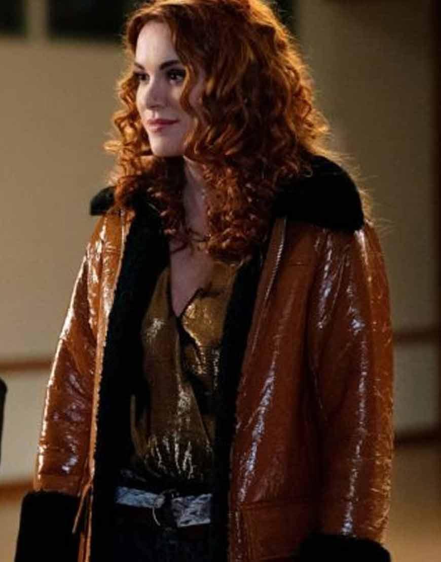 Sister-Jo-Supernatural-Season-15-Danneel-Ackles-Shearling-Coat