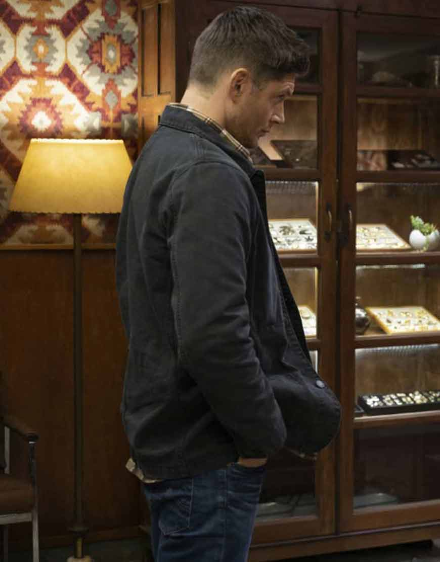 Supernatural-Dean-Winchester-Season-15-Cotton-Jacket
