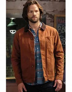 Supernatural-Season-15-Jared-Padalecki-Cotton-Jacket