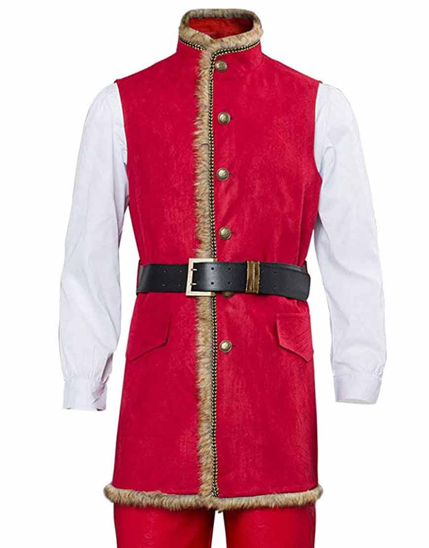 The-Christmas-Chronicles-Kurt-Russell-Red-Costume-Vest