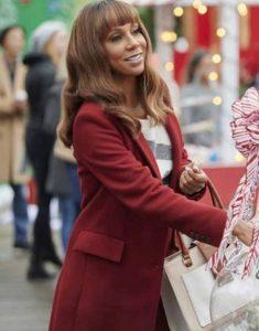 The-Christmas-Doctor-Dr-Zoey-Woolen-Brown-Coat