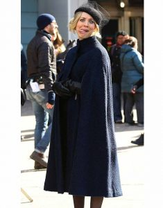 The-Flight-Attendant-Kaley-Cuoco-cape-Coat