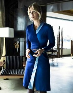 The-Flight-Attendant-Kaley-Wrap-Dress