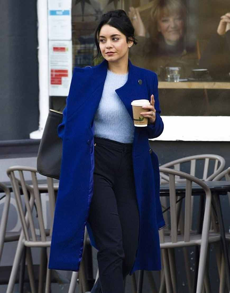 The-Princess-Switch-Switched-Again-Vanessa-Hudgens-Blue-Coat