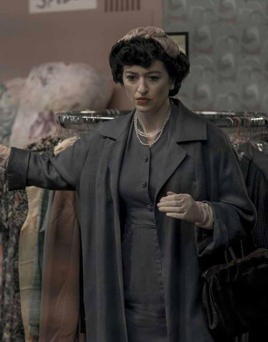 The-Queens-Gambit-Alma-Wheatley-Grey-Coat