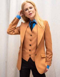 The-Undoing-Nicole-Kidman-Brown-Suit