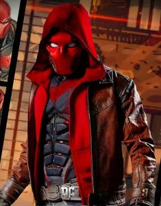 Titans-S03-Red-Hooded-Jacket