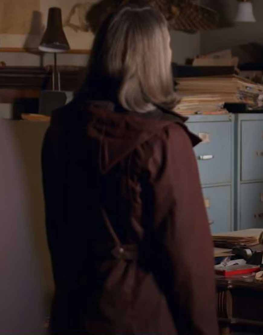 Virgin-River-Annette-OToole-Hooed-Brown-Coat