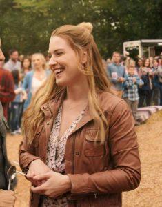 Virgin-River-S02--Melinda-Monroe-Brown-Leather-Jacket