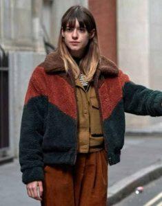 War-of-the-Worlds-Emily-Gresham-Brown-Sherpa-Jacket