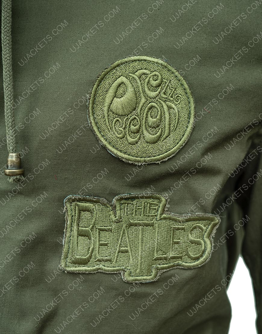White Album Pretty Green x The Beatles Mod Parka Jacket