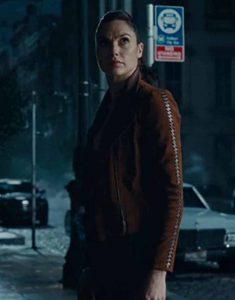 Wonder-Woman-JL-Brown-Suede-Jacket