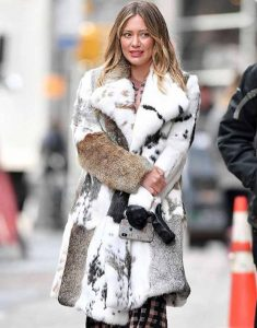 Younger-Hilary-Duff-S07-Mixed-Fur-Coat