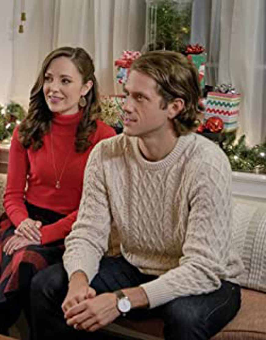 one-royal-holiday-aaron-tveit-white-sweater