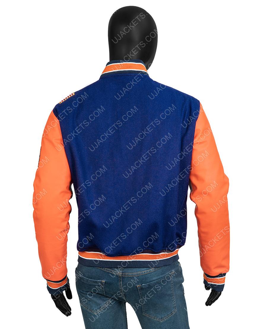 Coming 2 America 2021 Akeem Varsity Jacket