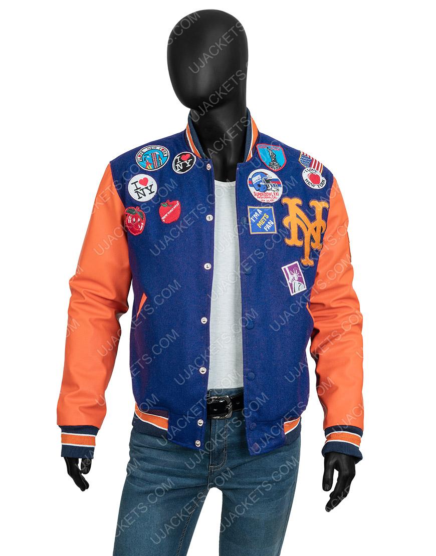Coming 2 America Eddie Murphy Varsity Jacket