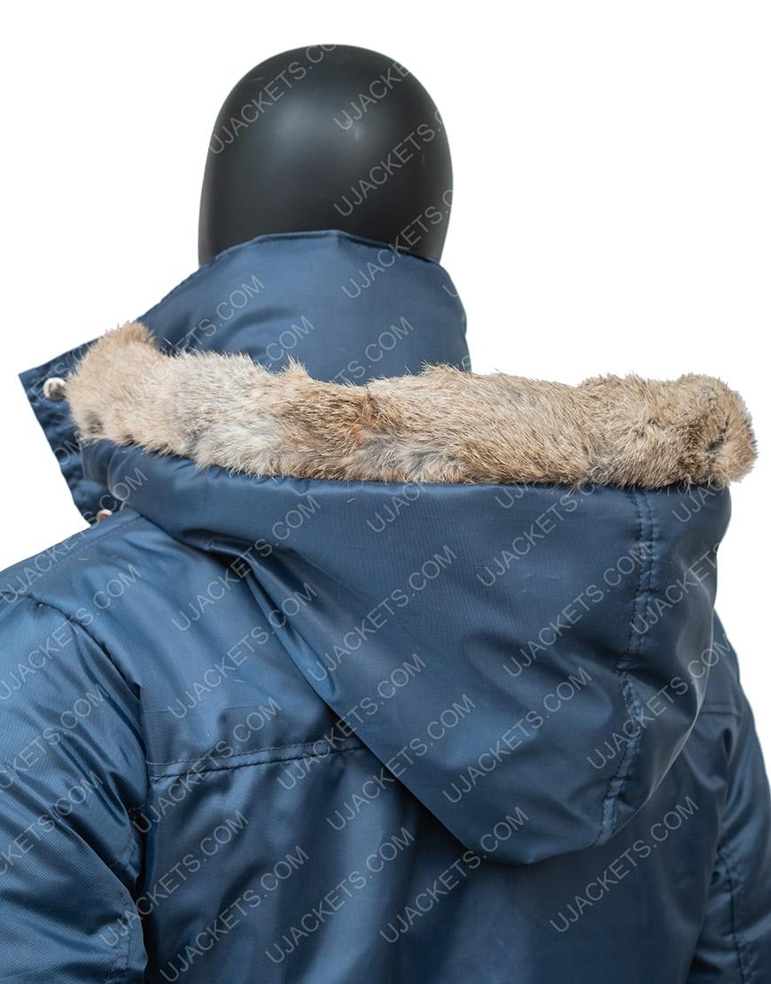 Deep Stone Crypt Raid Hooded Jacket
