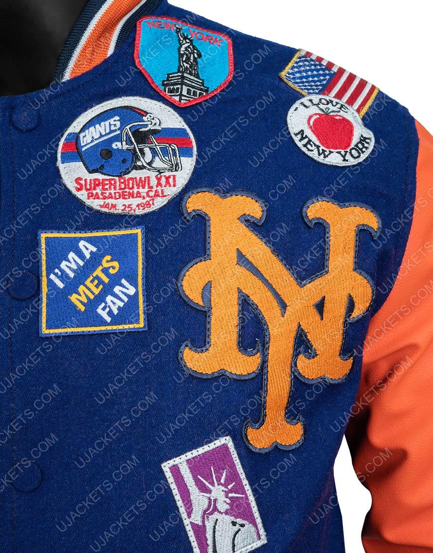 Eddie Murphy Coming 2 America Varsity Jacket