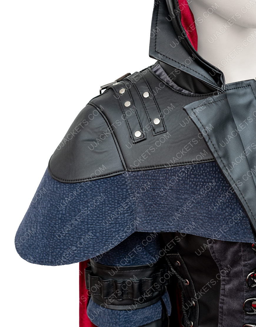 Evie Frye Assassin's Creed Syndicate Leather Jacket