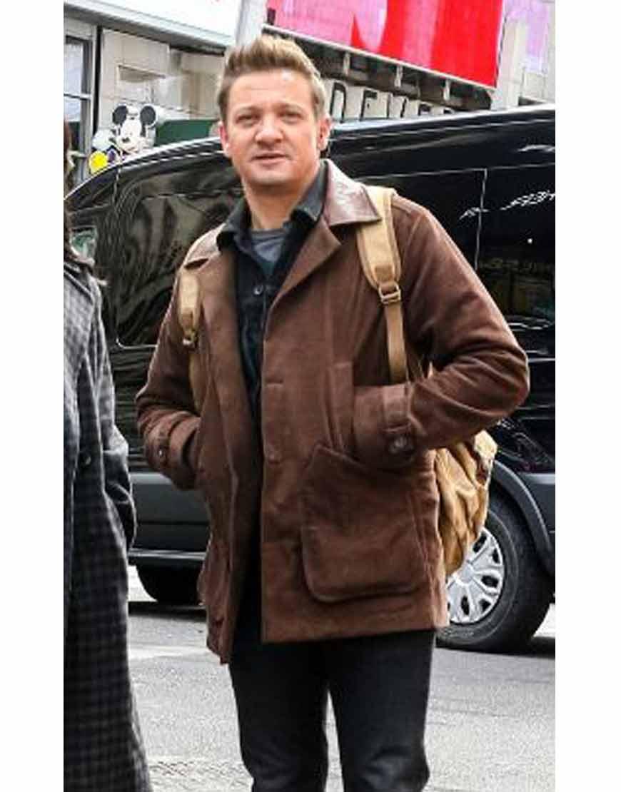 Hawkeye-Clint-Barton-Brown-Suede-Jacket