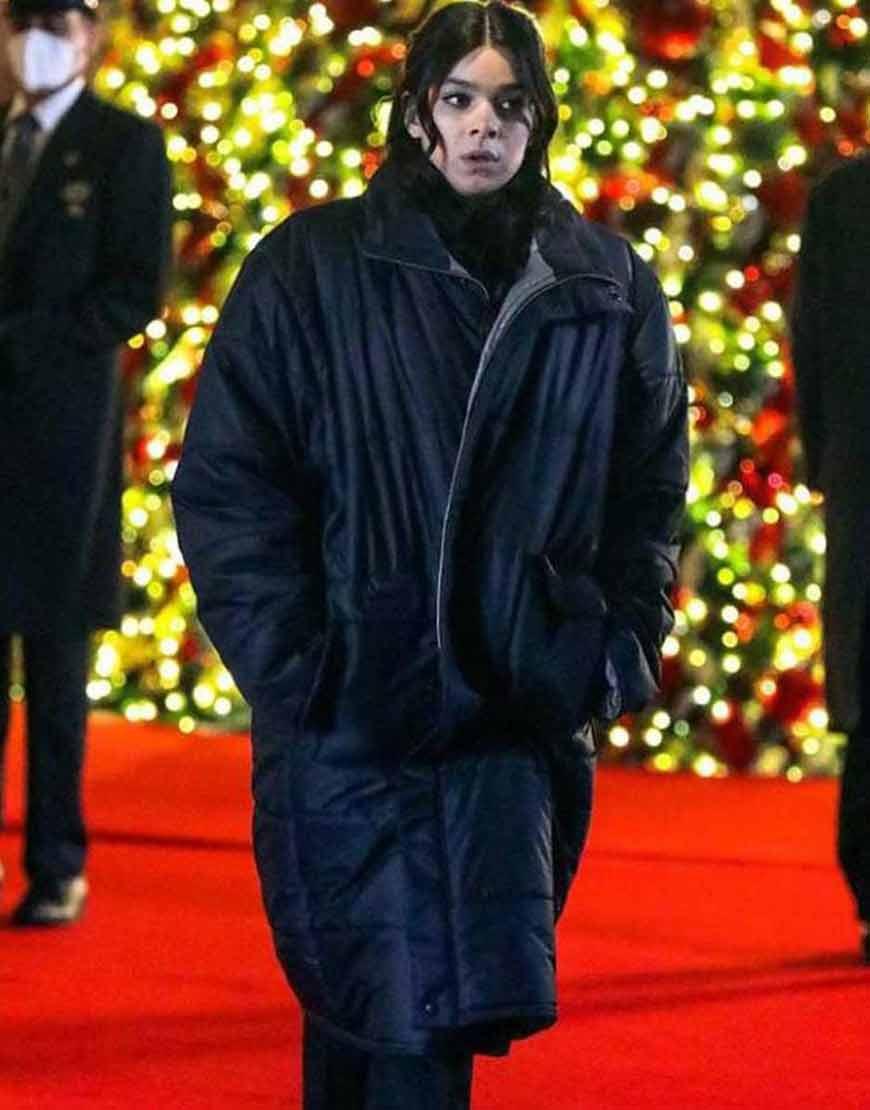 Hawkeye-Kate-Bishop-Black-Puffer-Coat