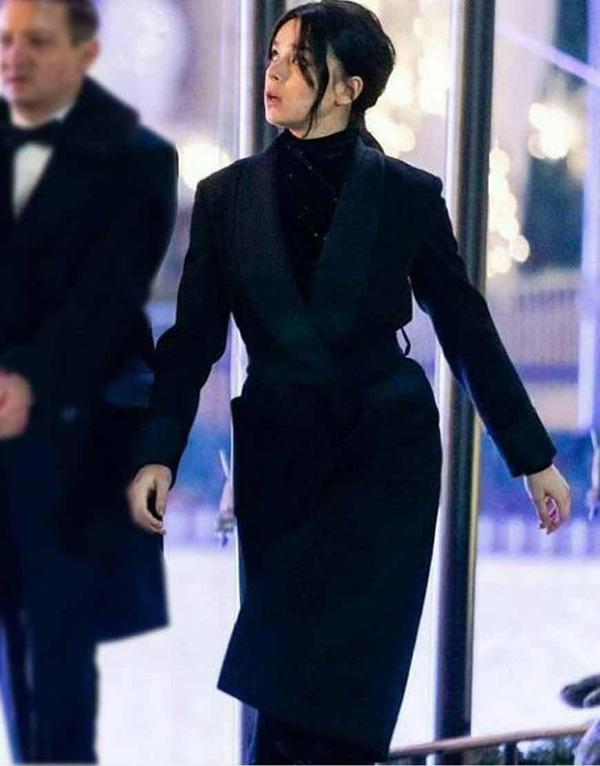 Hawkeye-Kate-Bishop-Black-Trench-Coat