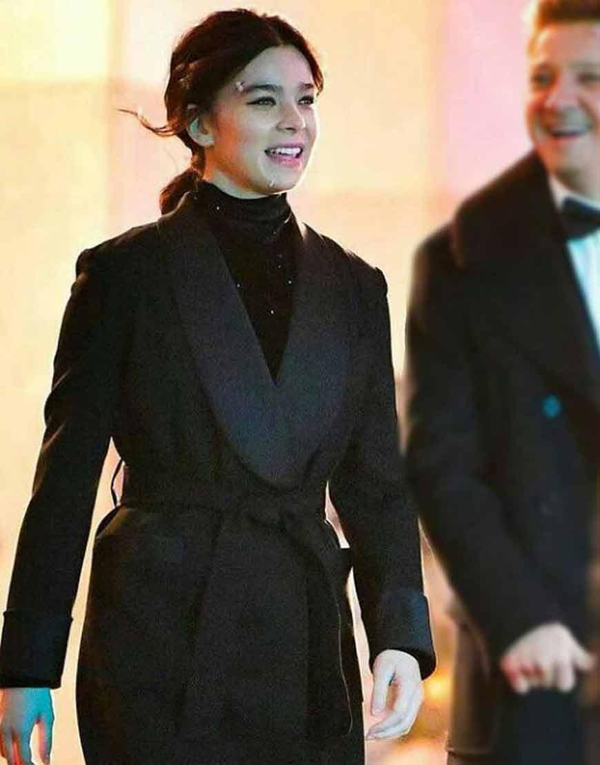 Hawkeye-Kate-Bishop-Long-Black-Coat
