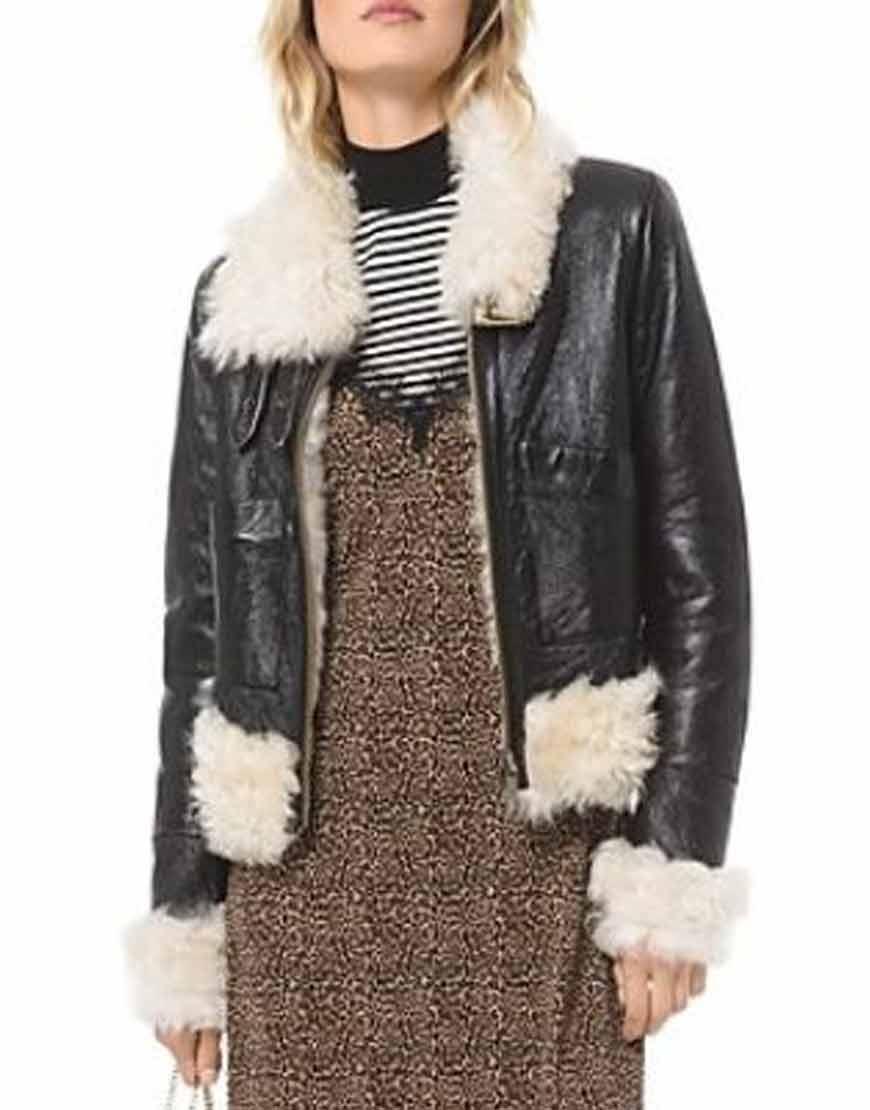 Itaewon-Class-Kim-Da-Mi-Fur-Collar-Jacket