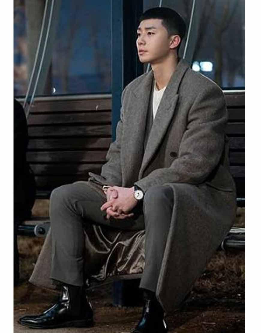 Itaewon-Class-Park-Seo-Joon-Grey-Trench-Coat