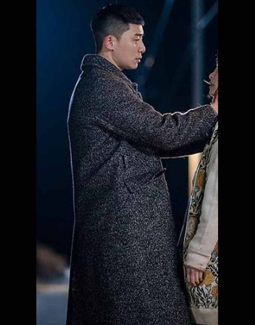 Itaewon-Class-Park-Seo-Joon-Long-Dark-Grey-Coat