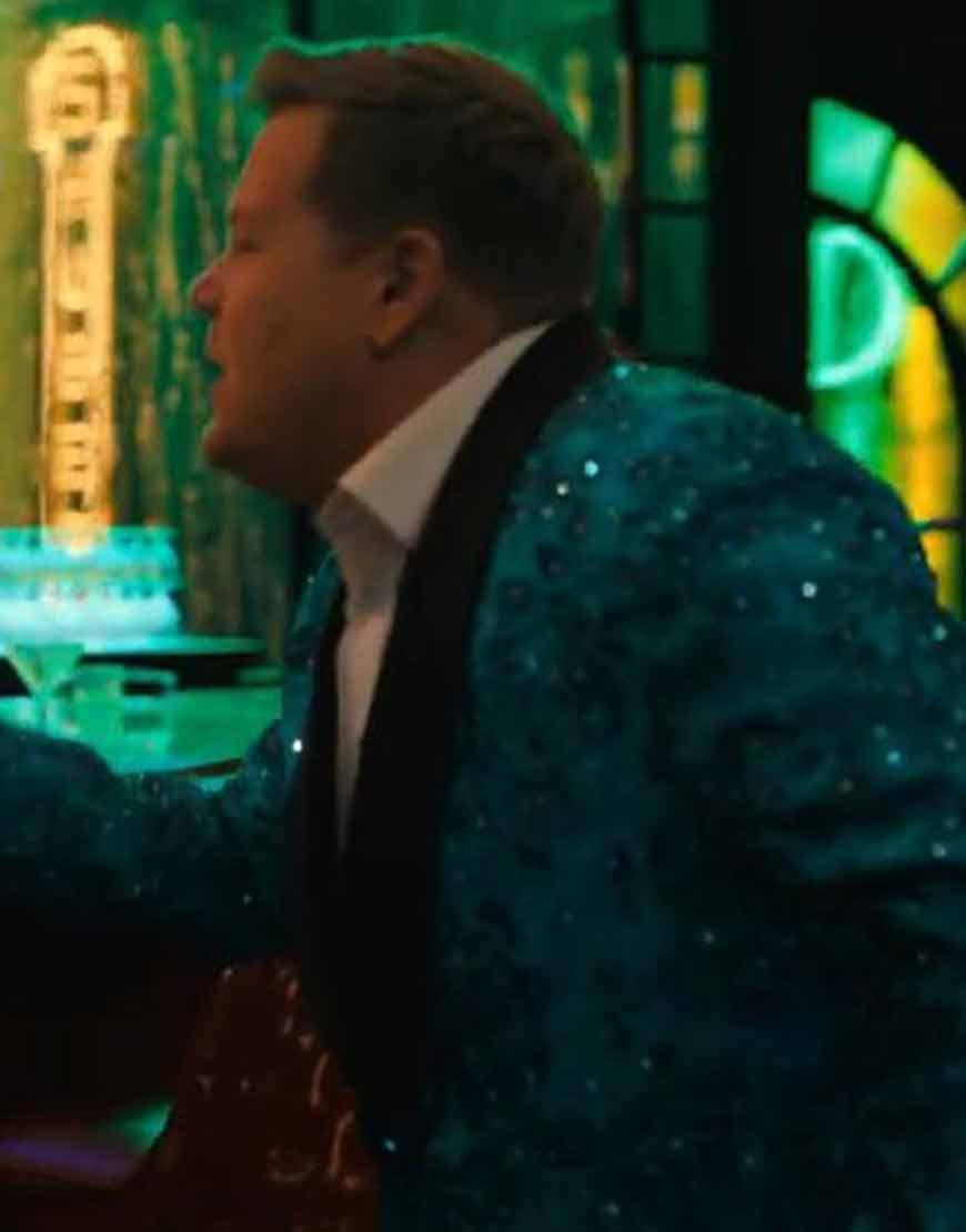 James-Corden-The-Prom-Barry-Glickman-Blue-Blazer