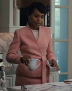 Kerry-Washington-The-Prom-Mrs.-Greene-Pink-Coat
