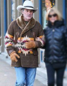 Kurt-Russell-Shearling-Mid-Length-Ethnic-Coat