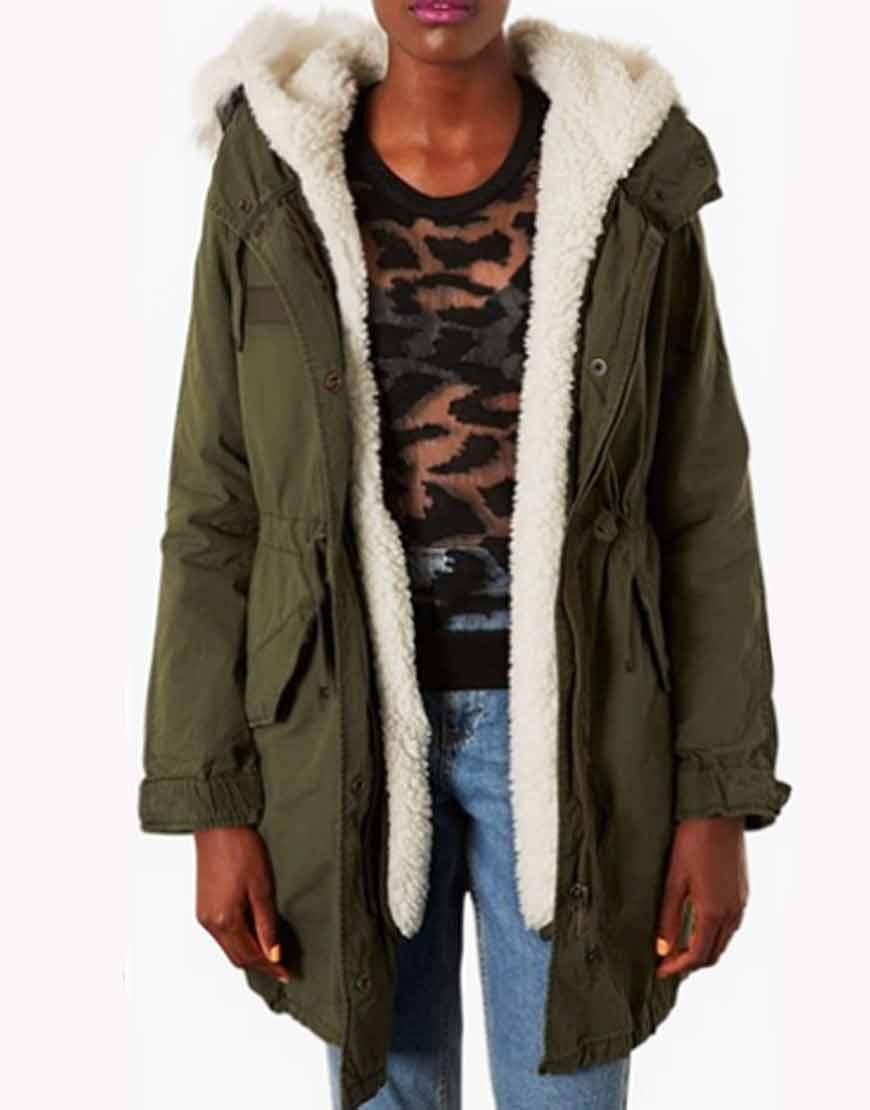 Last-Man-Standing-Kaitlyn-Dever-Parka-Jacket