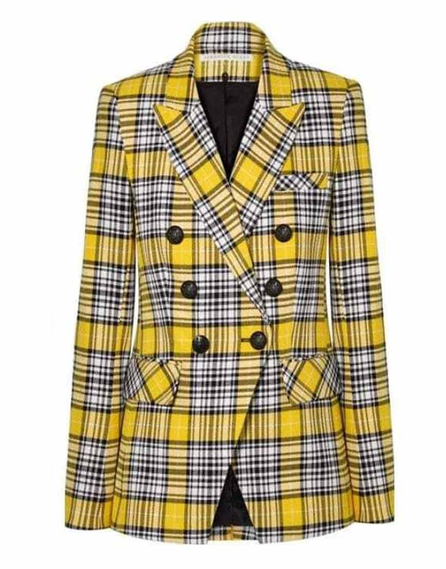 Last-Man-Standing-Molly-McCook-Yellow-Blazer
