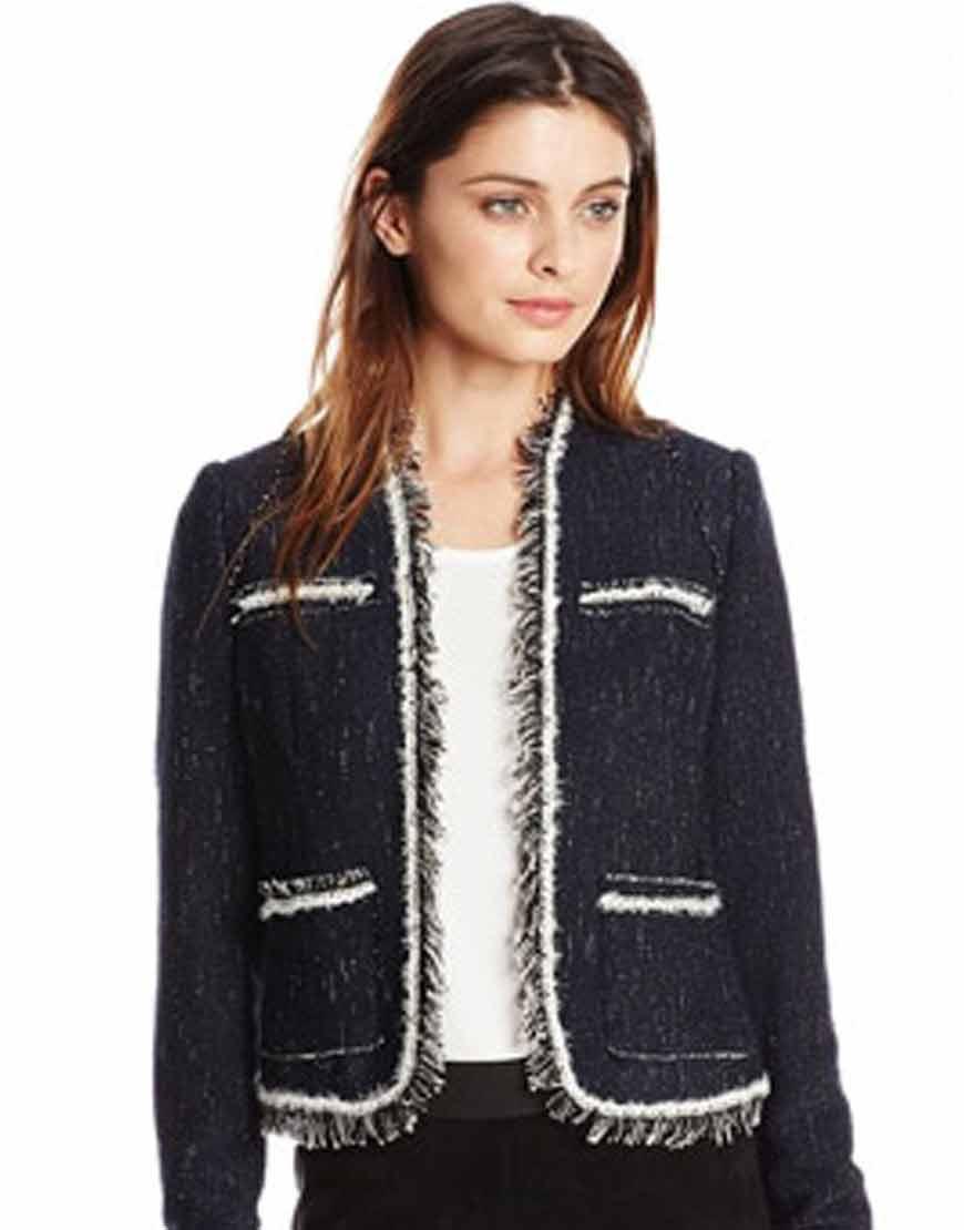 Last-Man-Standing-Nancy-Travis-Black-Tweed-Jacket