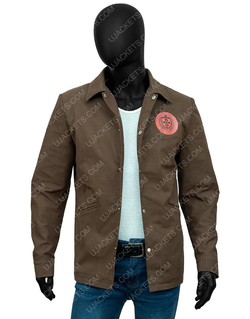 Loki 2021 Tom Hiddleston Brown Jacket For Men's