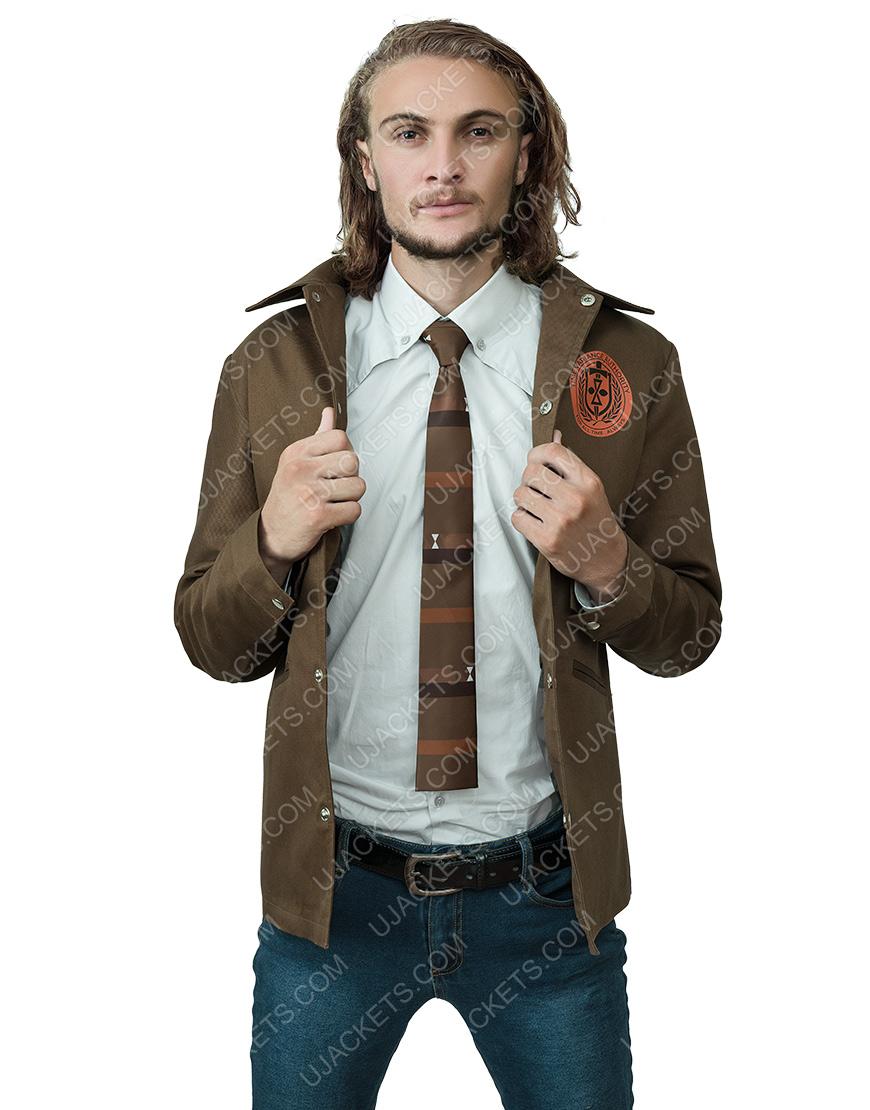 Loki Tom Hiddleston Brown Jacket