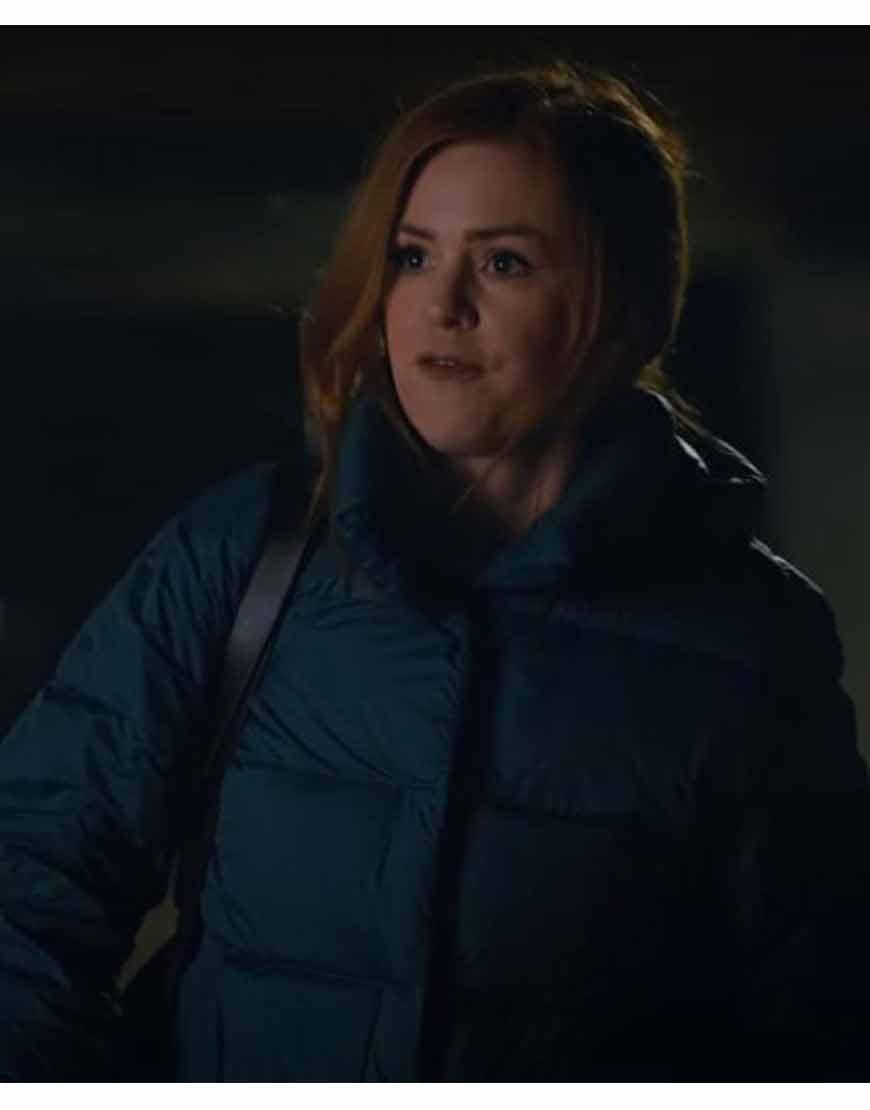 Mackenzie-Godmothered-2020-Isla-Fisher-Blue-Jacket