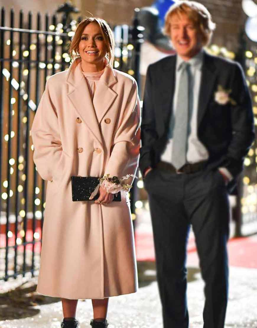 Marry-Me-2021-Jennifer-Lopez-Fur-Trench-Coat