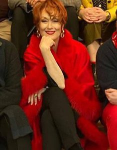 Meryl-Streep-The-Prom-Dee-Dee-Allen-Fur-Cape-Coat