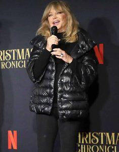 Mrs-Claus-The-Christmas-Chronicles-2-Goldie-Hawn-Premiere-Black-Puffer-Jacket