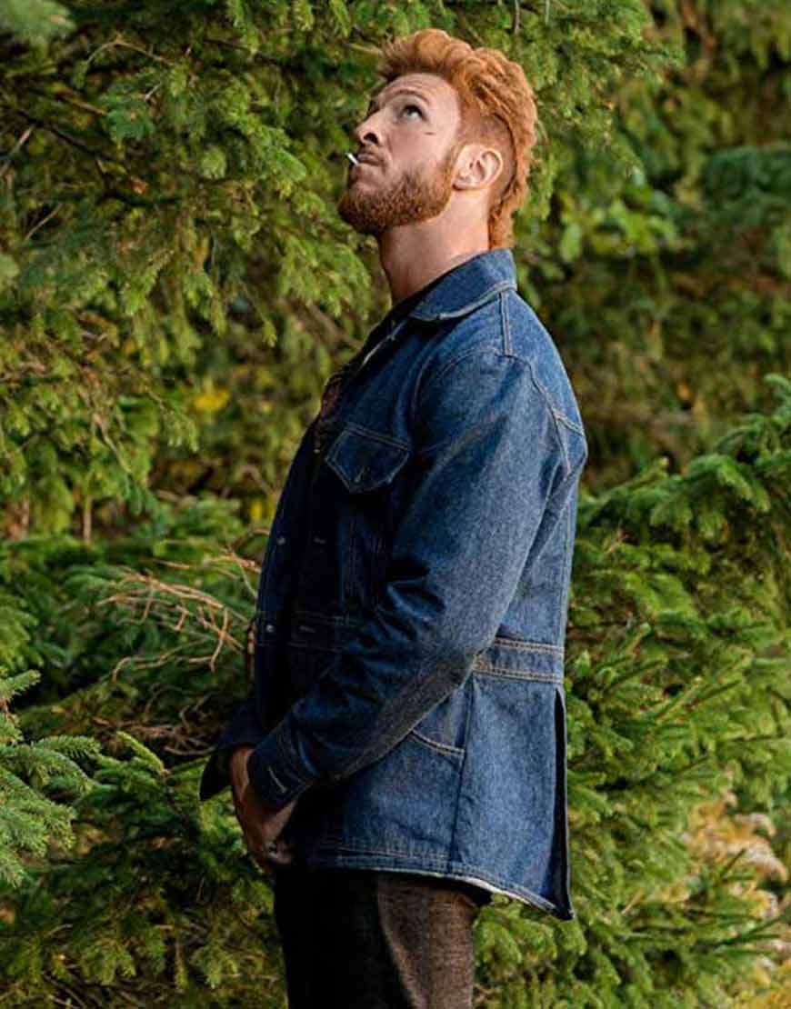 Pablo-Schreiber-American-Gods-Mad-Sweeney-Denim-Jacket